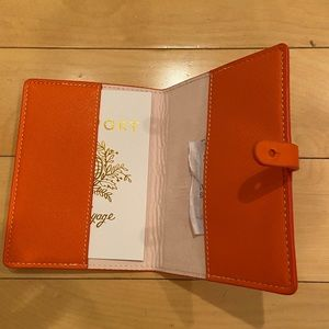Anthropologie Accessories - NWT Rifle Bon Voyage Passport Holder